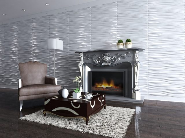 3D Decorative Panel - INREDA Design
