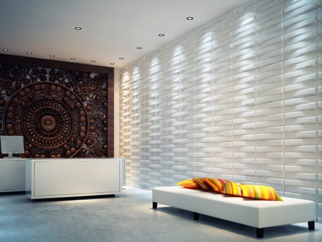 3D Decorative Panel - BLADET Design