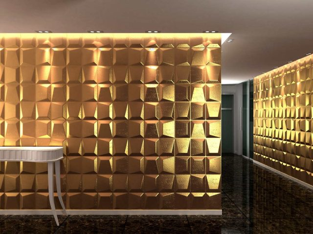 3D Decorative Panel - MOSAICS Design
